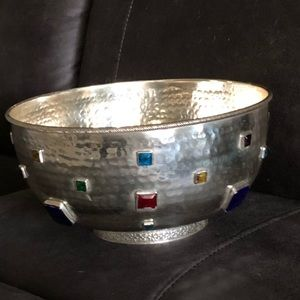 Fitz And Floy jeweled bowl for all seasons